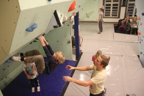 klättring-för-ungdomar